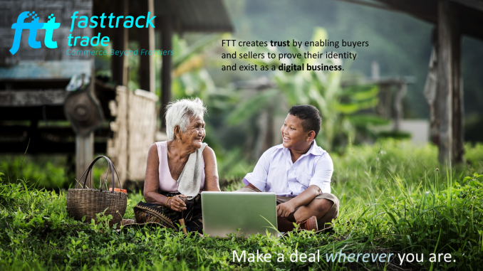 Make a deal wherever you are. - Launching Asean SME digital trade platform